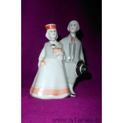 Porcelan figurine