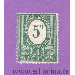 Numeral stamp