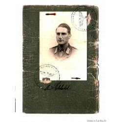 Бумаги третьего рейха