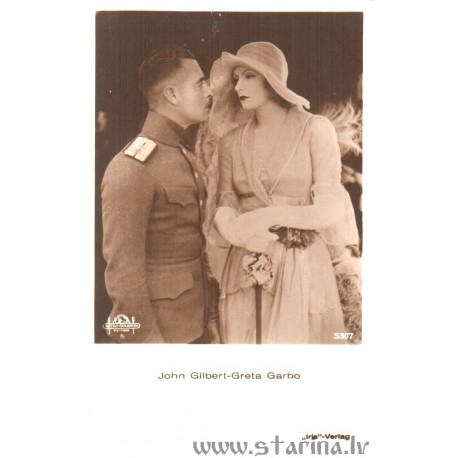 "Movie ""Love"" (1927)"