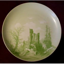 Decorative plate (Rosental)