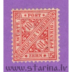 State postage
